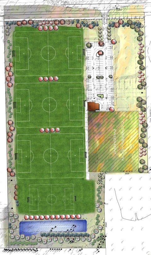 RSC - Fields at Auburn Hills (Site Plan)