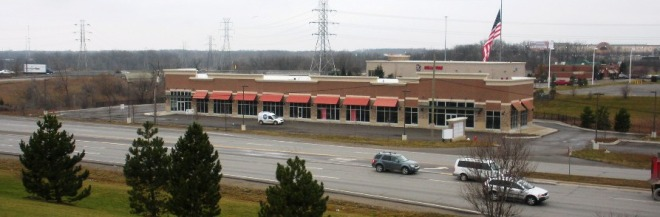 Jake's Fireworks will soon renovate the building across from Home Depot / Sam's Club on Joslyn Road