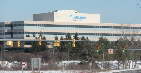 McLaren Health Plan recently opened offices near the I-75 / University Drive interchange