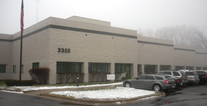 Infusion Partners, Inc. has expanded in the multi-tenant industrial building located at 3355 Bald Mountain Road.