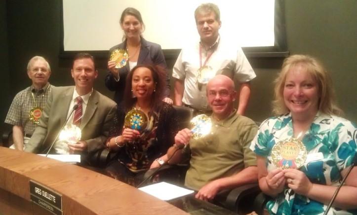 The award-winning Auburn Hills Planning Commission