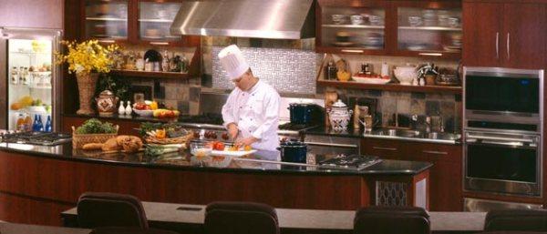 """Cuisine du Jour"" at Trevarrow"