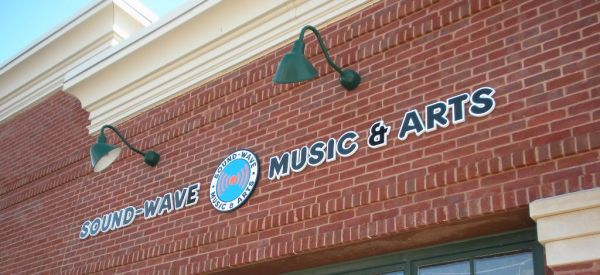 Sound-Wave Music and Arts is located at 3342 Auburn Road