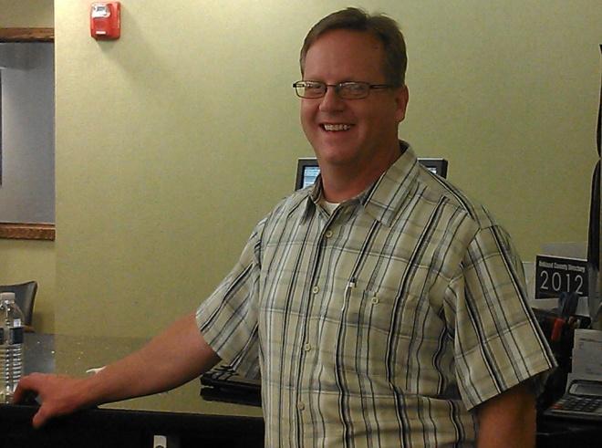 New Building Inspector - Rick Oberlin