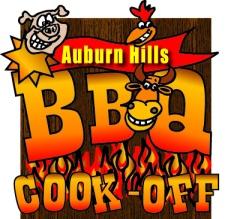 Auburn Hills BBQ Cook Off Logo Final