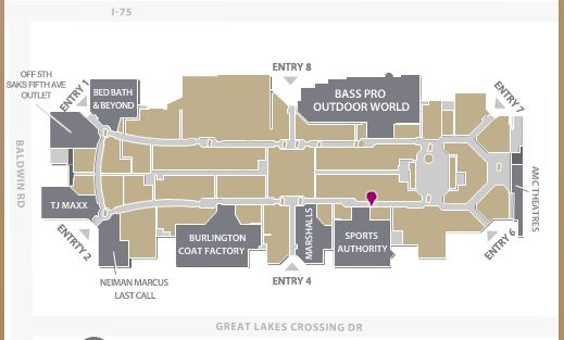 FFS Map