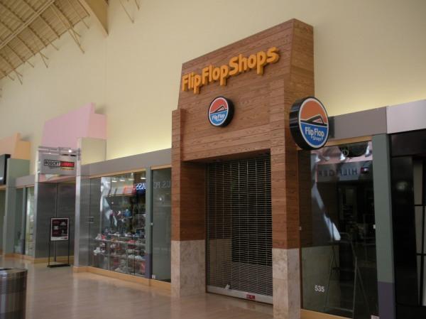 Flip Flop Shops opens Thursday, September 12th