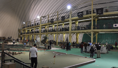 3-Tier Driving Range