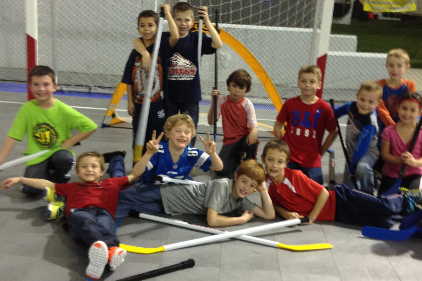 Floor Hockey Party