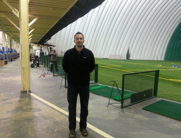 Mike Ashley, Owner of Great Lakes Golf & Sports Complex