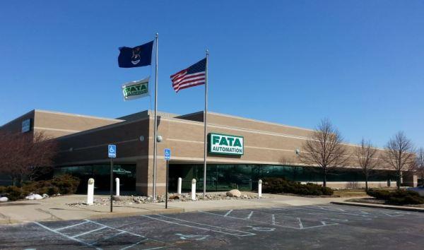 Fata Automation is located at 2333 E. Walton Boulevard
