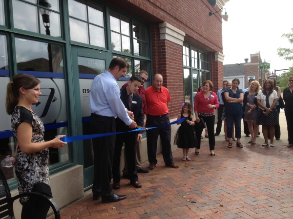 Ribbon Cutting held yesterday at E7 Soultions