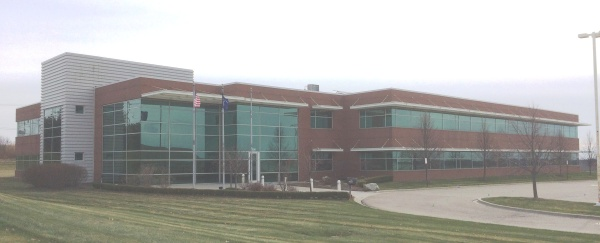 The former Altas Copco building in the Dutton Corportate Center will be the new home for STRATTEC and VAST