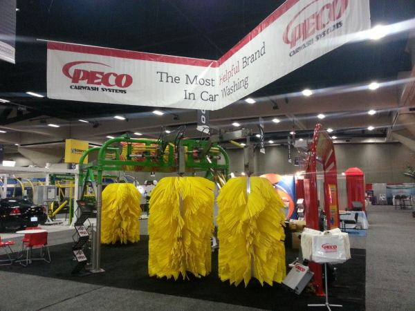 """The acronym PECO is short for their former name """"Pacesetter Equipment Company"""""""