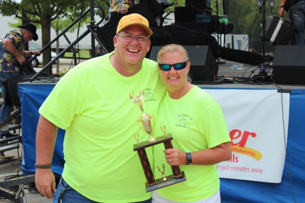 1st Place Pork Ribs - Holly Smokers MI