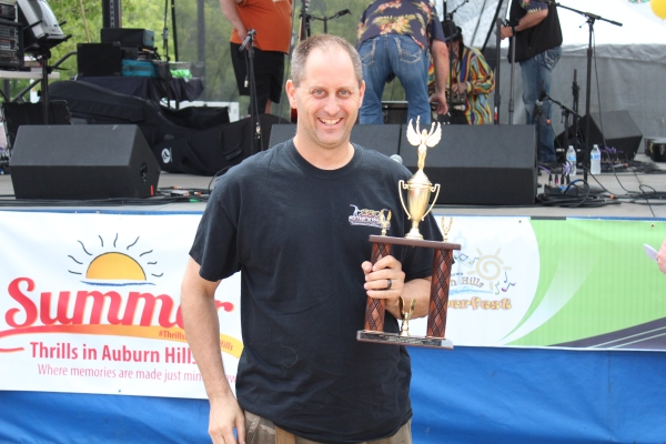 1st Place Chicken, Mac Attack BBQ