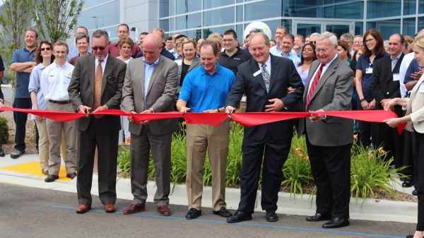 The opening of this facility was a landmark day for the City of Auburn Hills