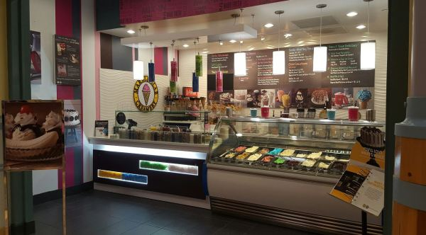 Marble Slab store