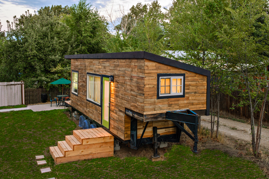 Tiny House Movement Developing Thoughts