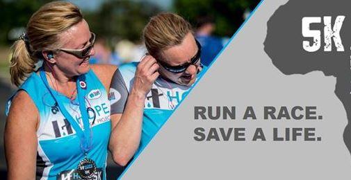 Run a Race Save a Life